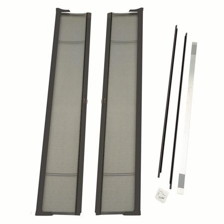 Home Improvement Retractable Screen Door Double Screen Doors Double Doors