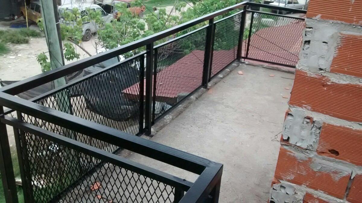 Cerramiento Para Balcón Baranda Pasamanos Medianera Piletas