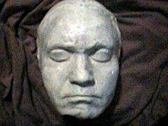 Ludwig van Beethoven - Life mask