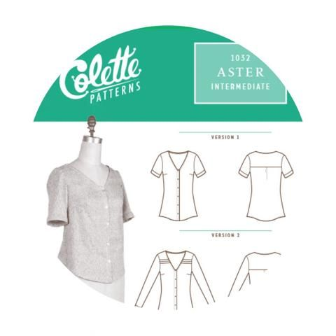 Colette Patterns - Modern Sewing Patterns - Online Sewing Supplies ...