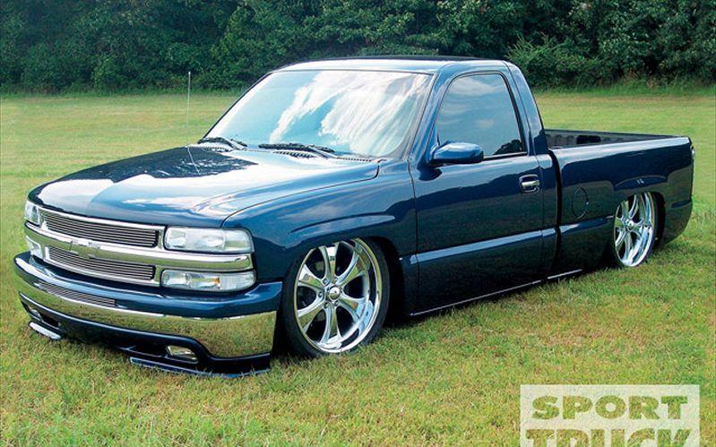 Chevy Silverado Custom Chevy Trucks 2000 Chevy Silverado Chevy Silverado