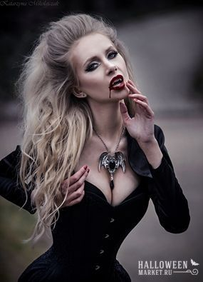 красивые картинки девушек сексуальных вампиров