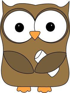 teacher owl clip art clipart panda free clipart images kunst rh pinterest com Graduation Owl Person Writing Clip Art
