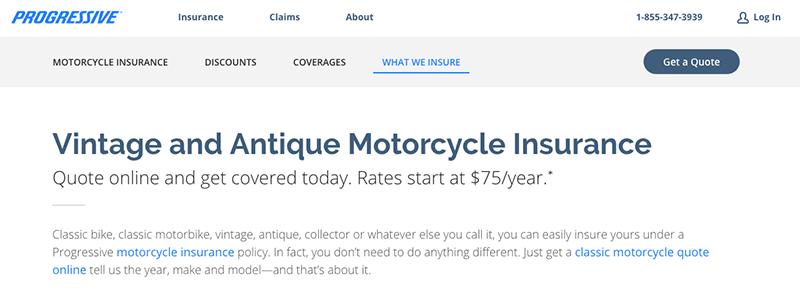 Best Motorcycle Insurance You probably love lots of things