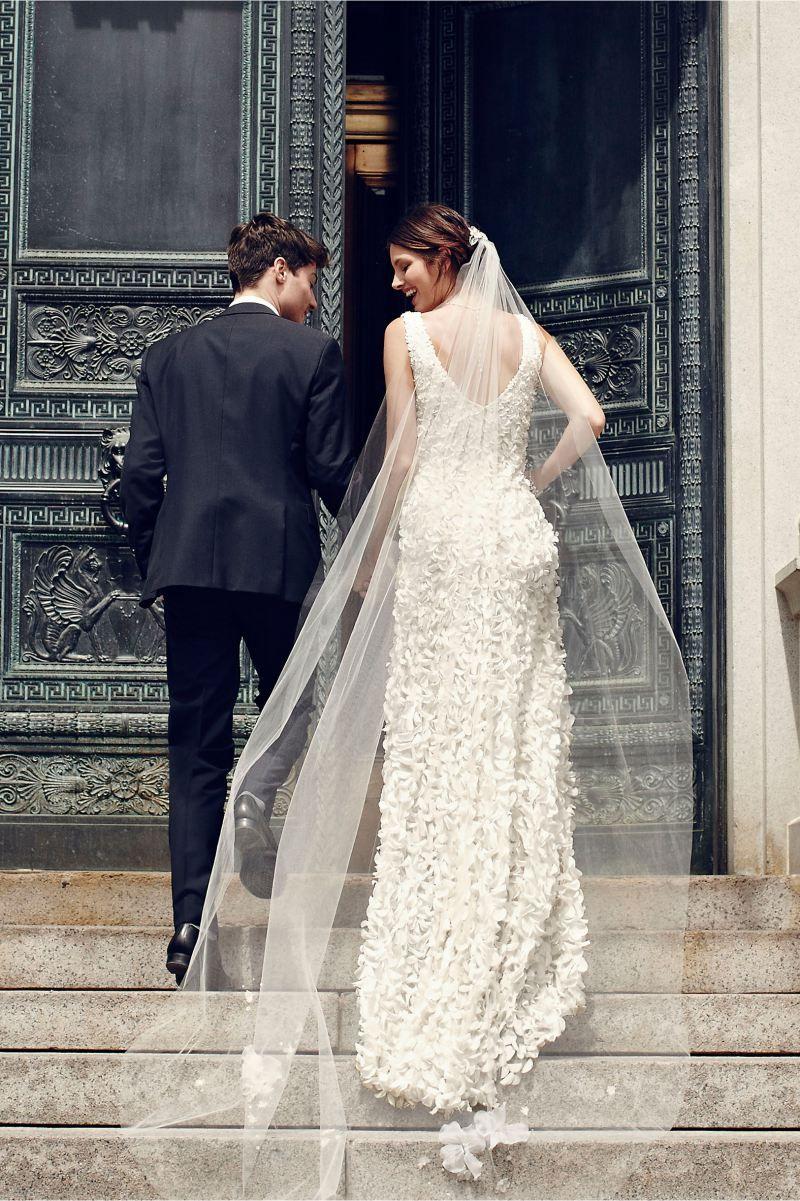 Petal Wedding Dress In Blush Ivory Cherry Blossom Inspired Vintage Inspired Wedding Dresses Wedding Dresses For Sale Wedding Dress Sizes [ 1201 x 800 Pixel ]
