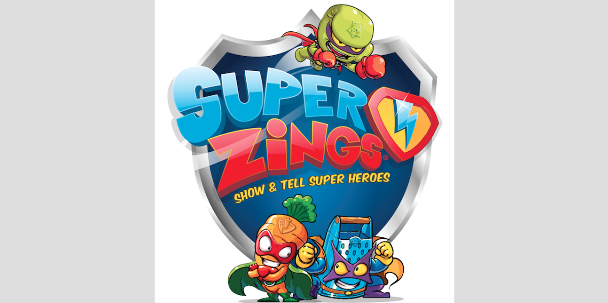 Tell Reveals Heroes' Magic Super Box School Showamp; Toys 'superzings knP80wOX