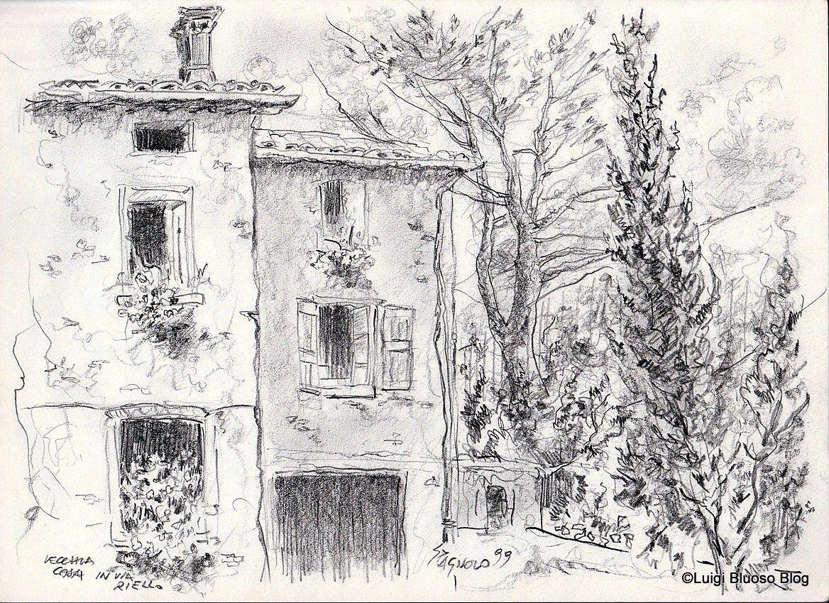 Vecchia casa di contrada by L.Spagnolo