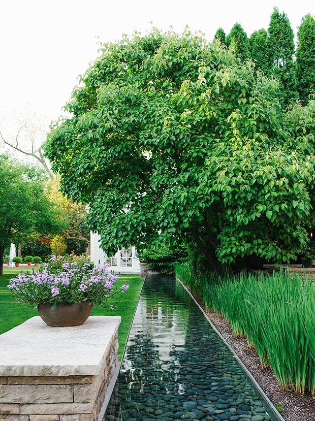 No Pool? Cool Down With 14 Backyard Water Feature Ideas #waterfeatures