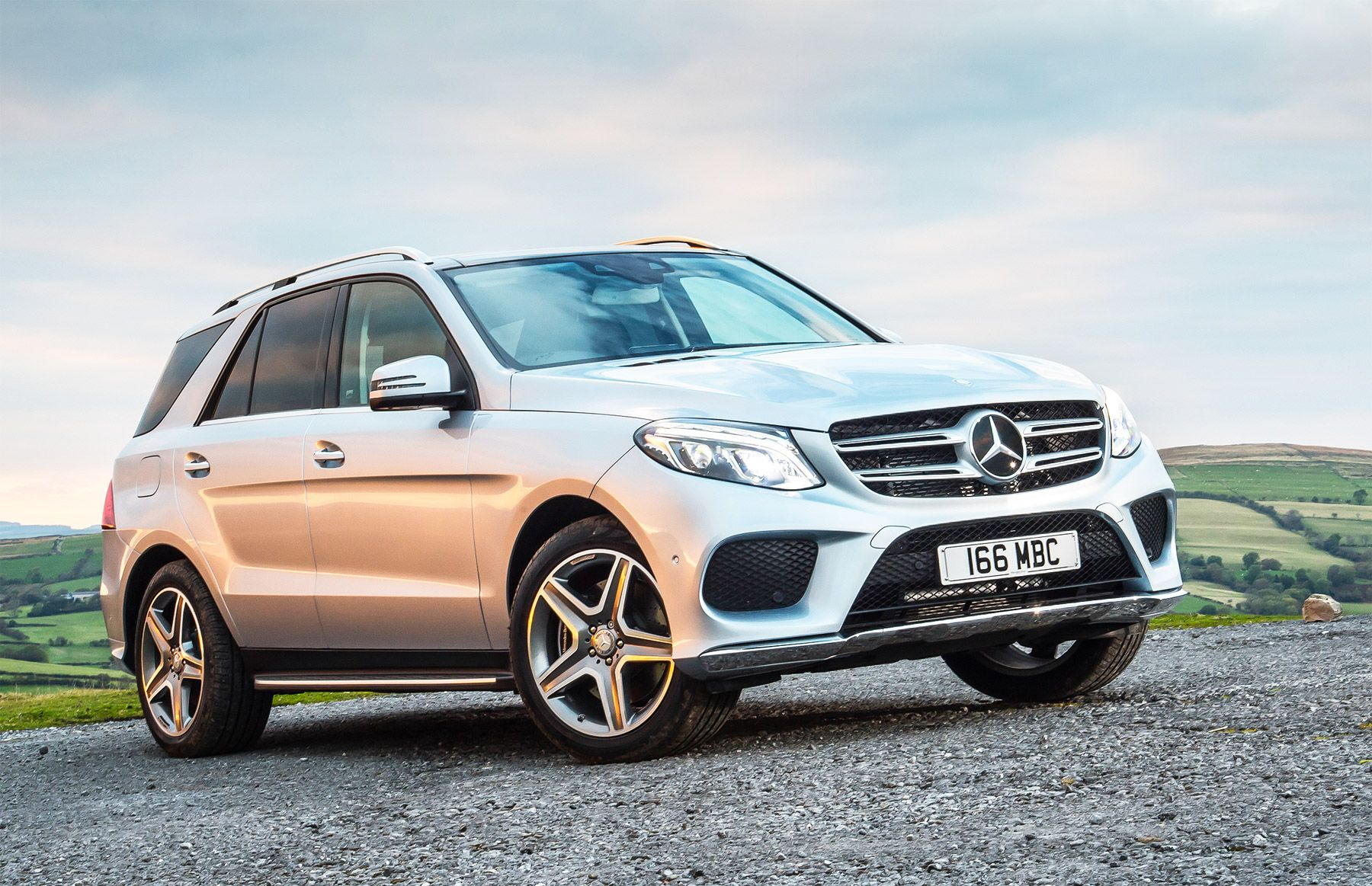 Mercedes Benz Gle 350d Suv 4matic Amg Line Mercedes Benz Gle