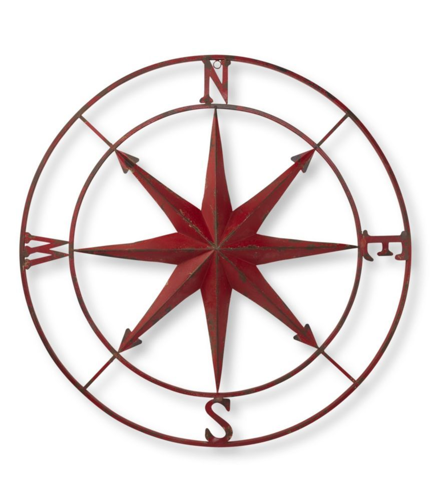Metal compass rose products in pinterest wall decor