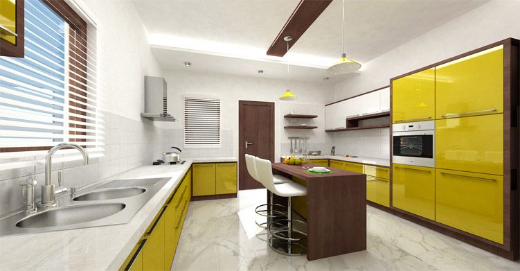 Kitchen Design Company New Kitchen #interiordesign Design Arc Interiors Designer Company Well 2018