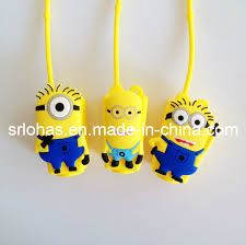Minion Hand Sanitizer Holders Cremas Adornos Fundas