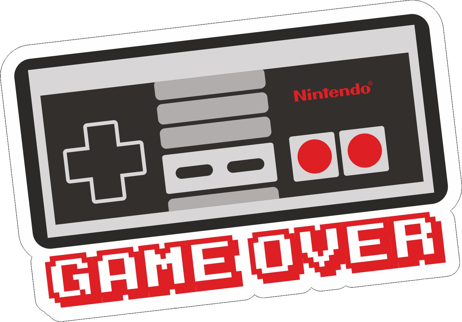 Nintendo sticker cdr eps stickerbombing стикербомбинг