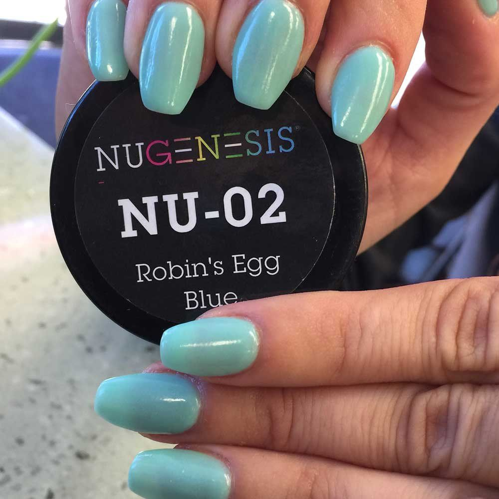 Discover this fresh, soft and tranquil nail color. Robin\'s Egg Blue ...