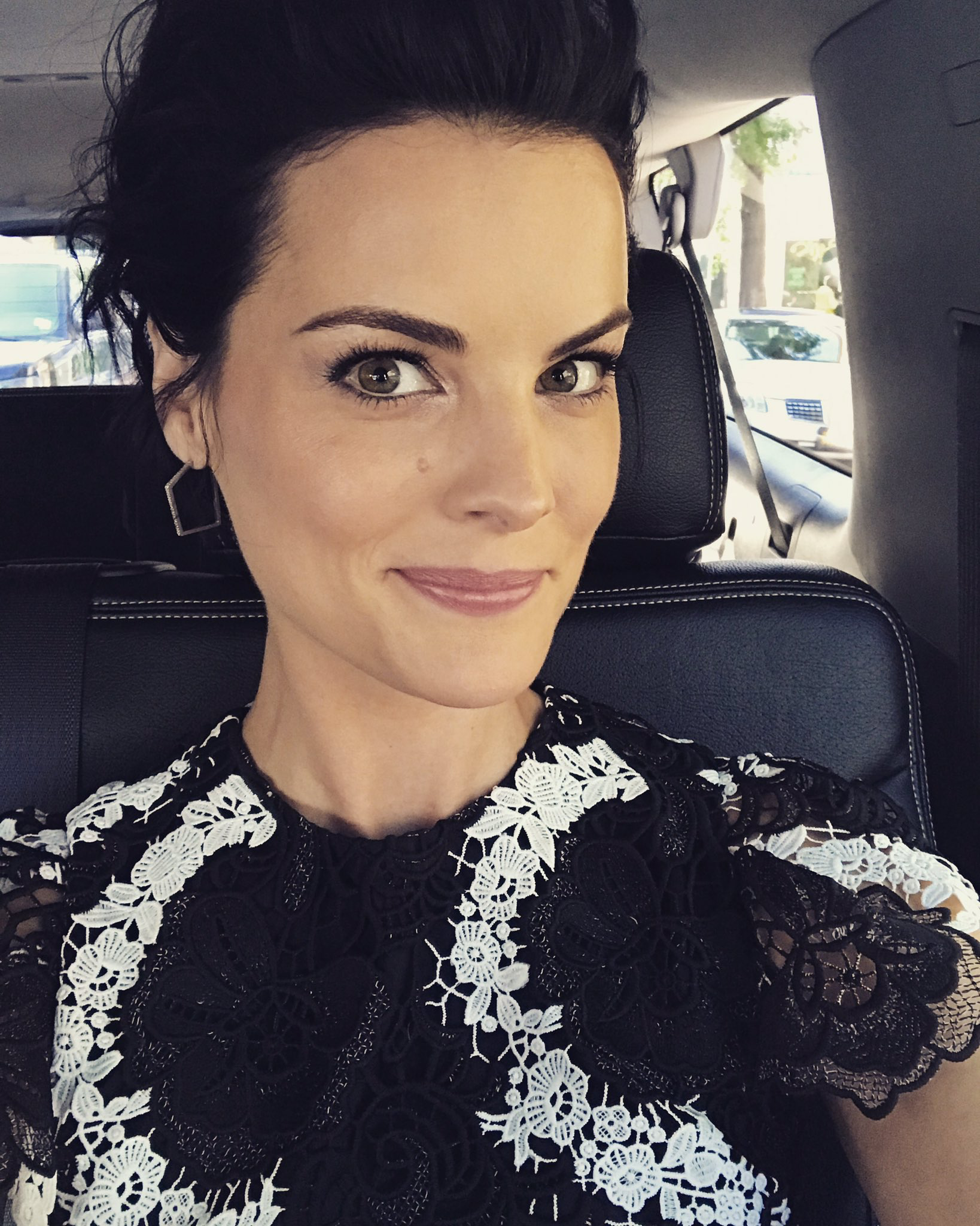 Sexy Selfie Jaimie Alexander naked photo 2017