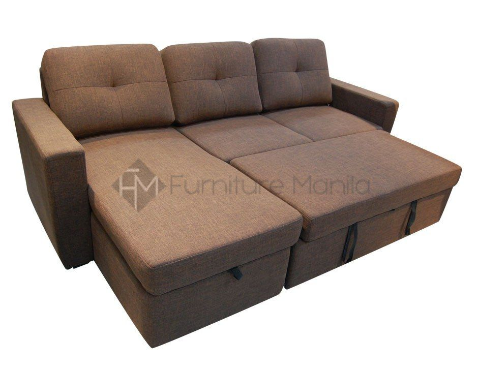 Sofa Bed L Shape In 2020 Sofas For Small Spaces L Shaped Sofa Corner Sofa Bed With Storage