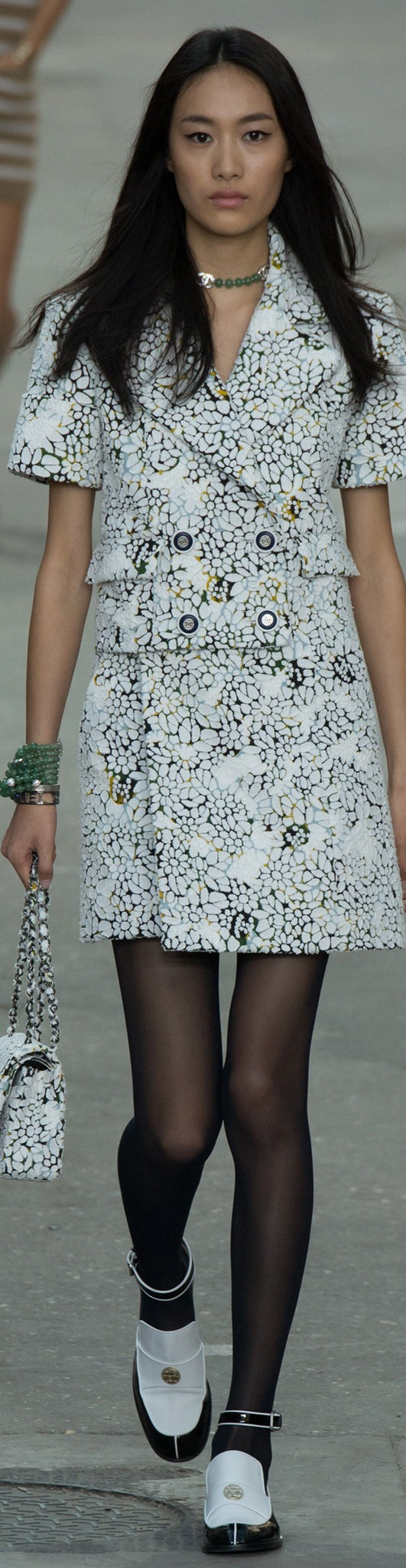 CHANEL Collection Spring 2015   The House of Beccaria~