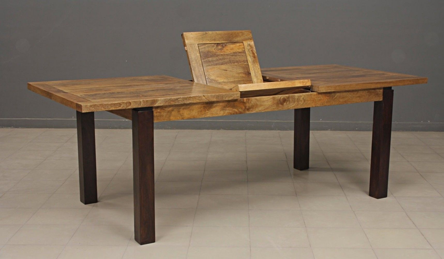 Beau Table De Salle A Manger Avec Rallonge En Bois Avec Amazing Table Style Industriel Avec Table Salle A Manger