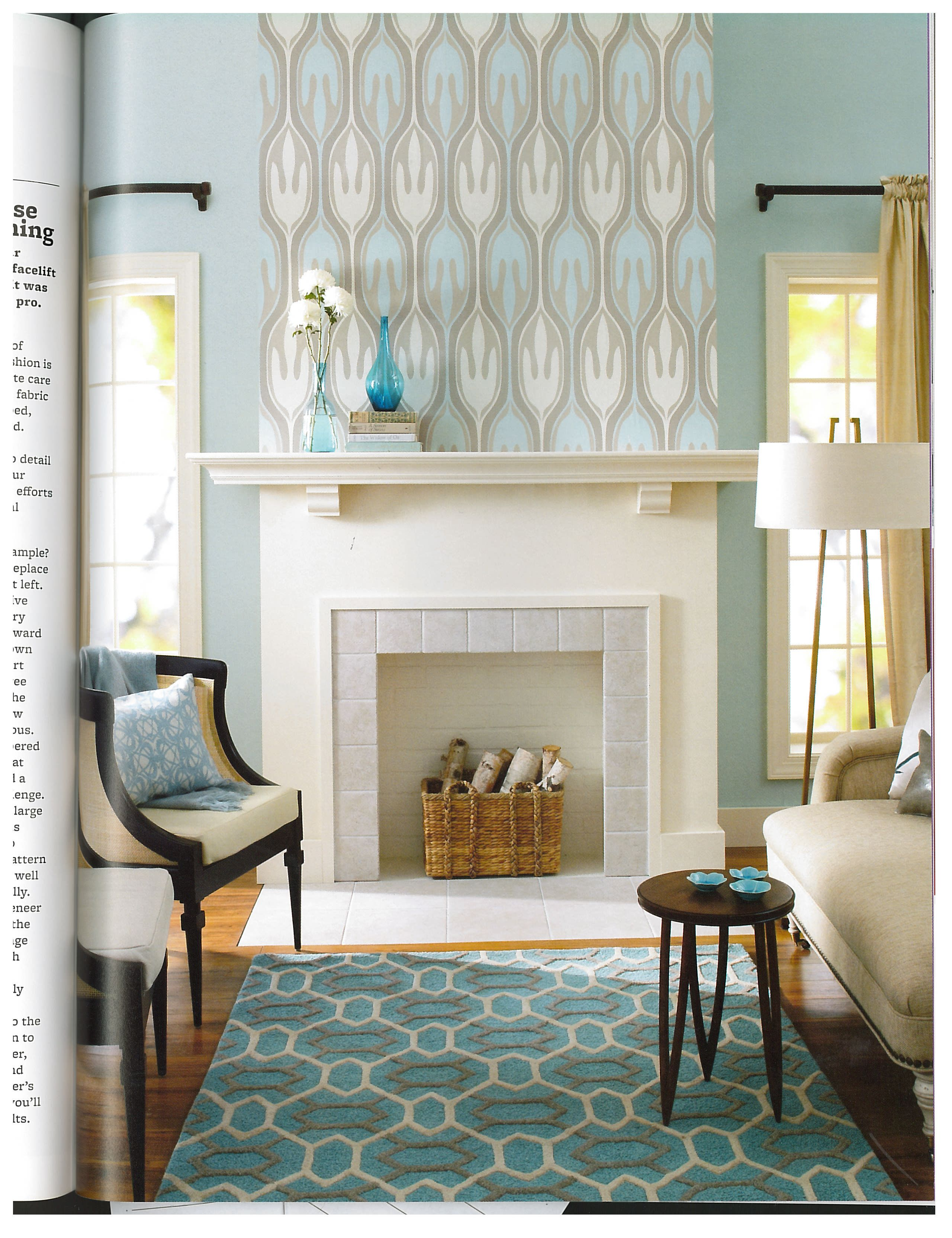 Better Homes and Gardens Fireplace Design & Decorating Ideas, 2nd ...