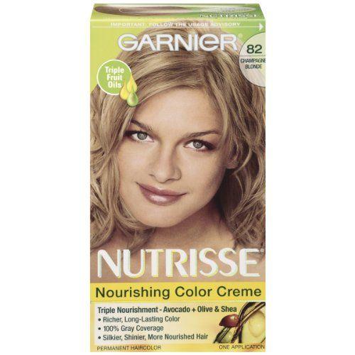 Garnier Nutrisse Nourishing Color Cre Hair Color Brands At