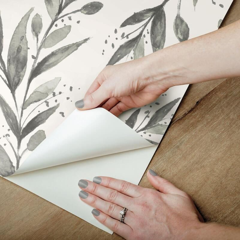 Olive Branch Wallpaper Ad Anthrofave Anthroregistry Anthropologie Wallpaper Decor Magnolia Homes Home Wallpaper