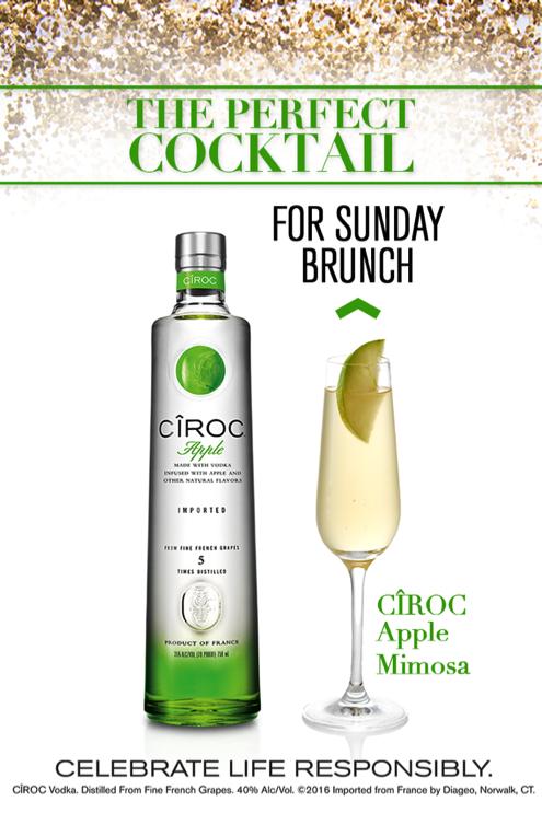 Ciroc Apple Ciroc Drinks Ciroc Recipes Fun Drinks