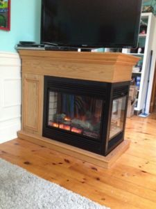 Three Sided Fireplace Finding A House Master Bedroom Sitting Area Vented Gas Fireplace
