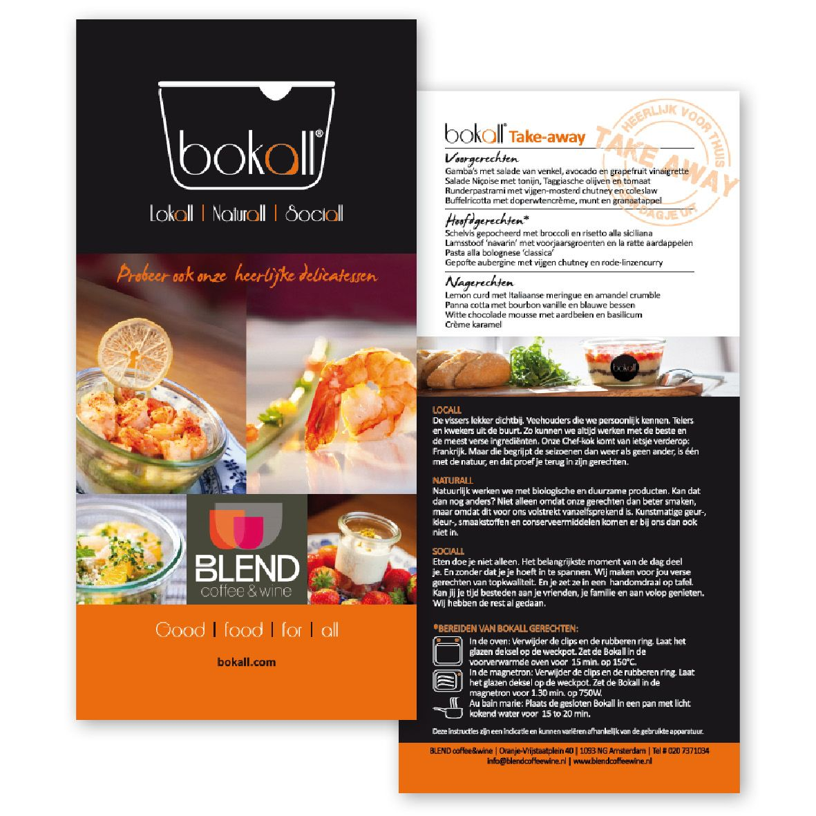 design and layout flyer.