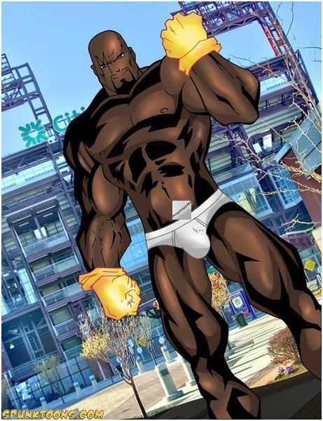Belasco gay black comic
