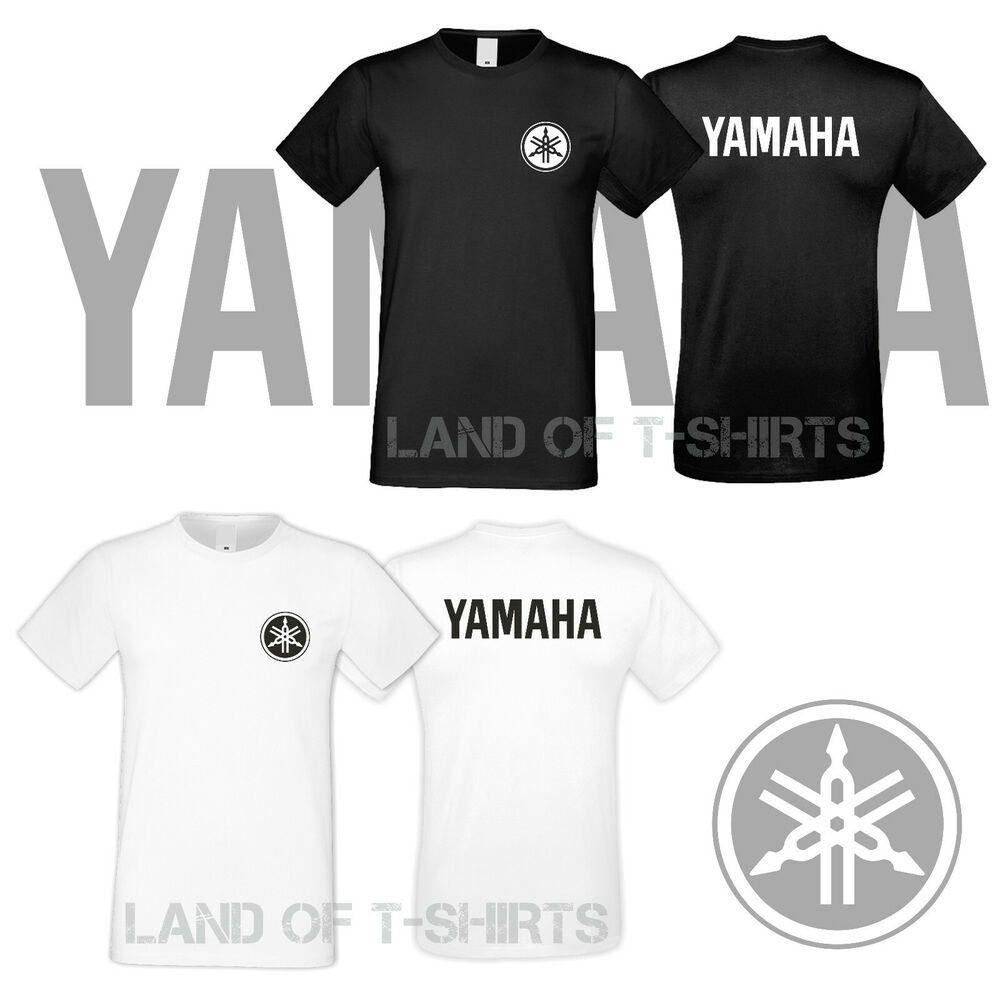 0953ce5e Yamaha Cycles Logo Emblem Tshirt Car Moto Mens Cotton Shirt All Sizes S  XXXL #fashion #clothing #shoes #accessories #mensclothing #shirts (ebay  link)