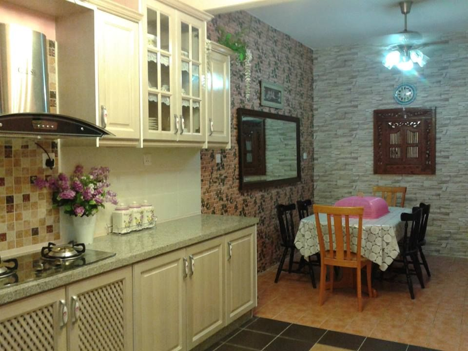 Home Decor Living Room Kitchen Malay House From Fb Group Nak Hias