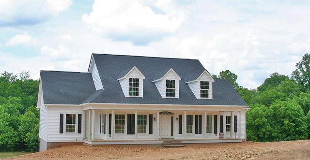 The tidewater modular home exterior tidewater modular for Tidewater homes llc