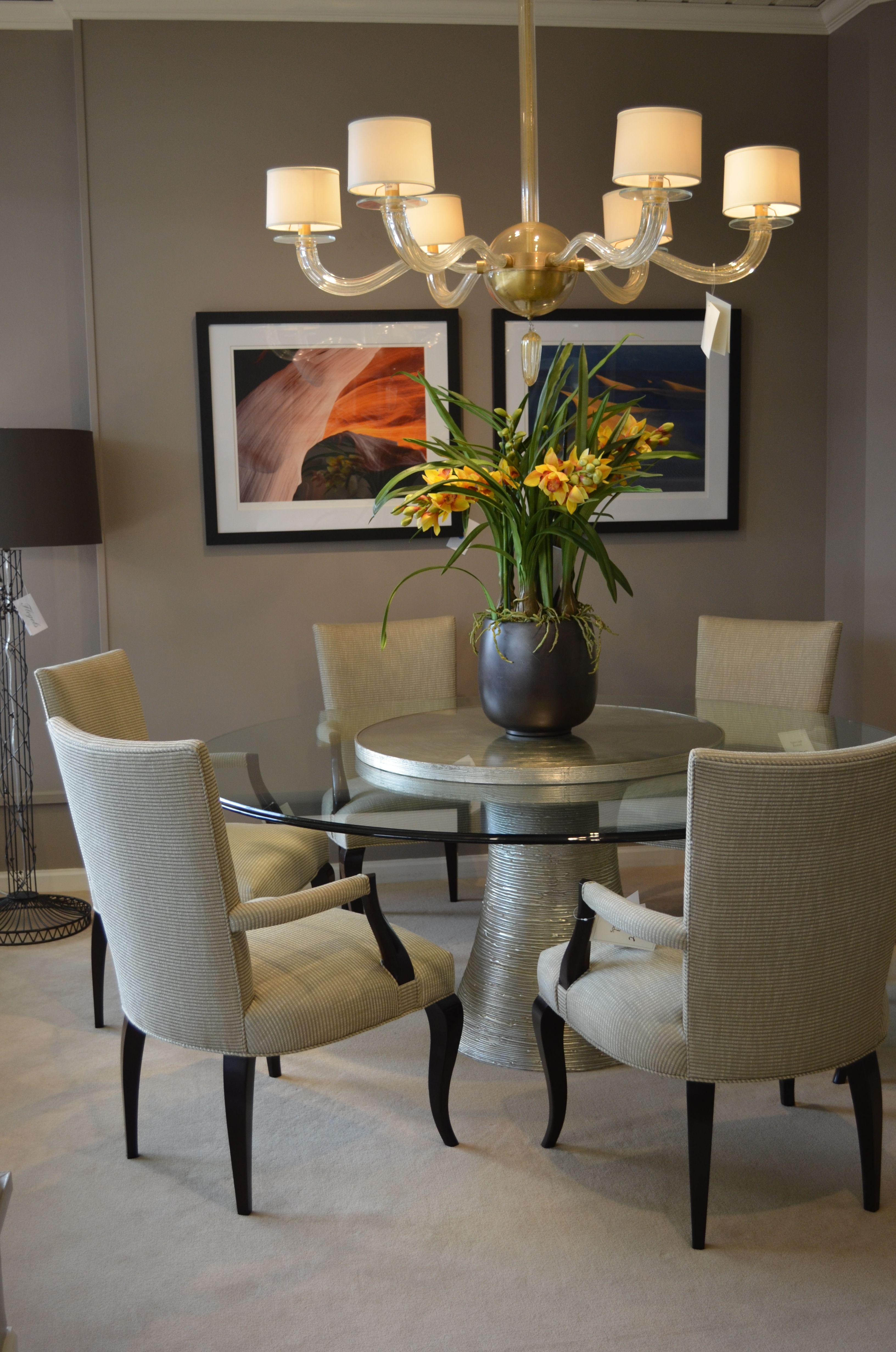 Dining In Style Flegels Home Furnishings In Menlo Park Showroom