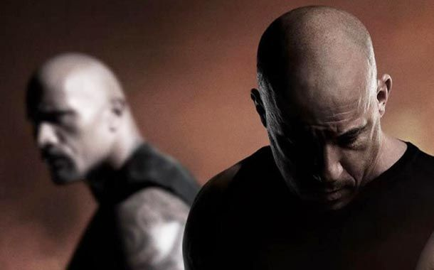 Velozes E Furiosos 8 The Rock Dwayne Johnson E Filmes