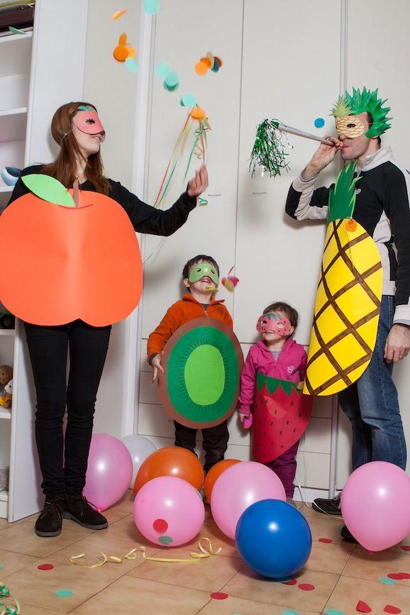 Costume Carnevale Materiale Riciclo Verdura Cerca Con Google