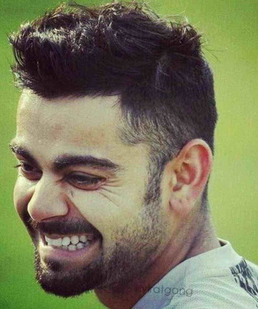 Virat Kohli Hairstyle Hd Photos Cheeku Virat Kohli Cricket