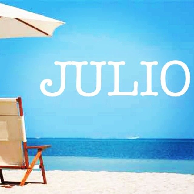 Bienvenido Julio! #ideassoneventos #blog #bloglovin #organizacióndeventos  #comunicación #protocolo #imagenperson…   Bienvenido julio, Imagenes para  estados, Julio