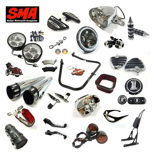SMA, Sindan Motorcycle Accessories Is The Largest Online
