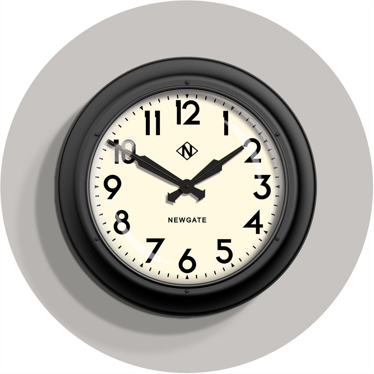 Giant Electric Oversized Black Station Wall Clock Newgate Clocks Homeware Wall Clock Clock Large Wall Clock