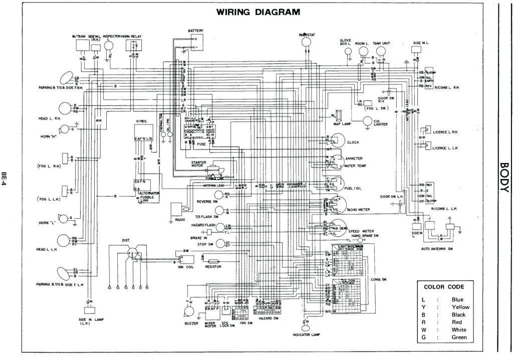 wiring diagram ac mobil avanza Wiring Diagram Ac Mobil