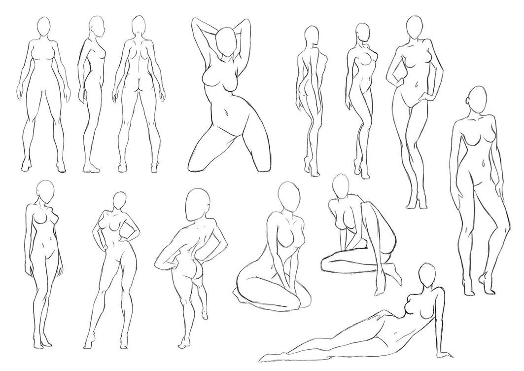 How To Draw A Female Superheros 15 Character Design Pinterest