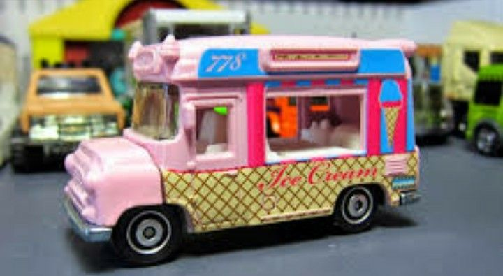 6b06305b891a Matchbox Bedford CA Ice Cream Van 77s