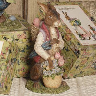 Rainy Day Easter Rabbit