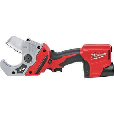 Power Tool Only - Battery, Charger and Accessories Sold Separately 2470-20 Milwaukee M12 12-Volt Cordless PVC Shear