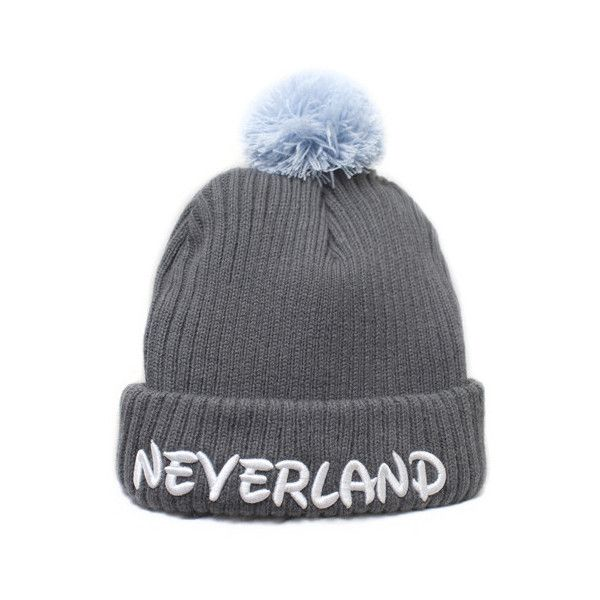 b07cbd928157b Neverland Beanie (32 AUD) ❤ liked on Polyvore featuring accessories ...