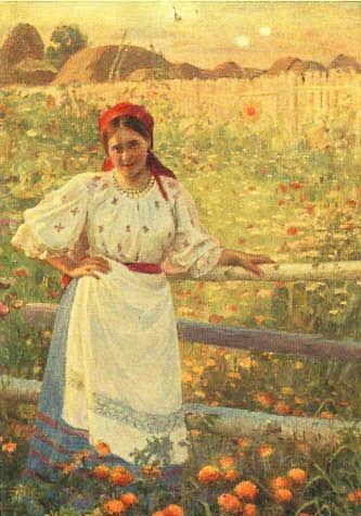 Художник Федот Васильевич Сычков (1887-1958)   Art ...