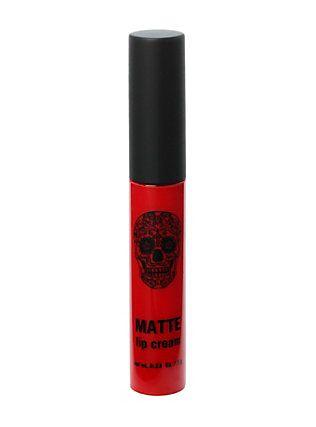 Blackheart Beauty Red Matte Lip Cream,