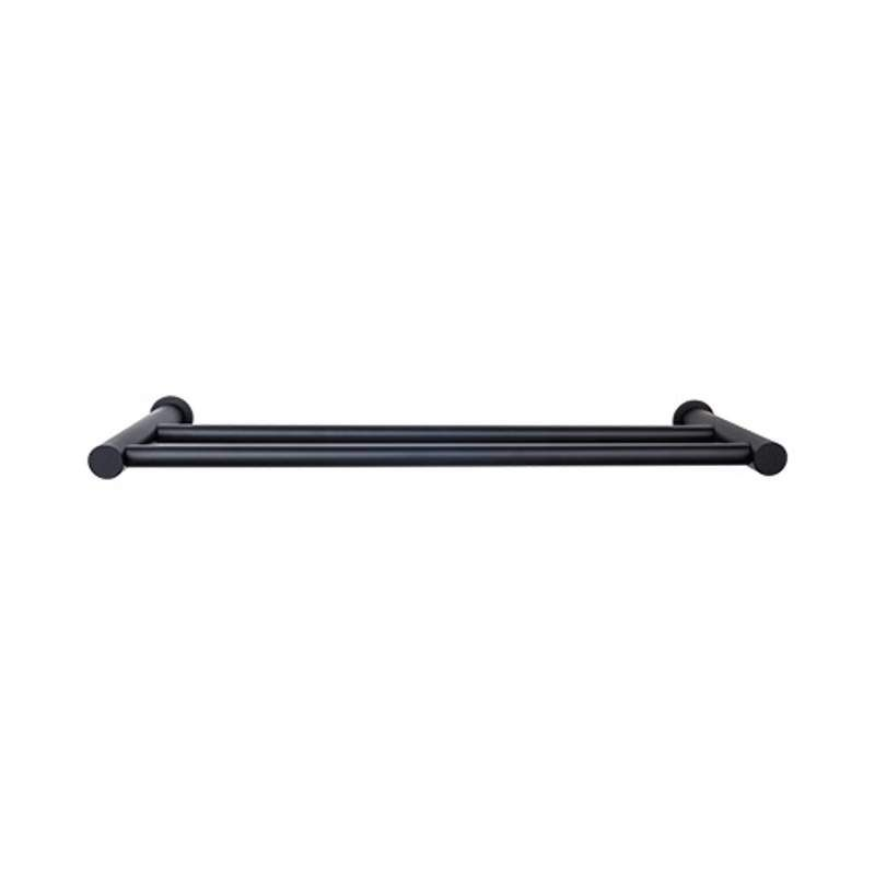 Top Knobs HOP11 Hopewell Bath 30 Inch Double Towel Bar