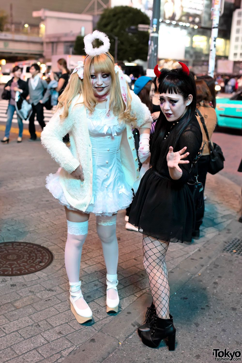 creepy cute halloween costumes from tokyofashioncom