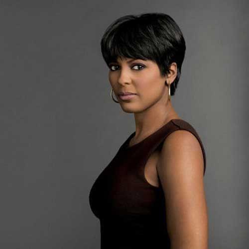 30 Best Short Hairstyles For Black Women Frisuren Haarschnitt Kurz Kurzhaarschnitte